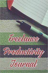 Freelance productivity journal