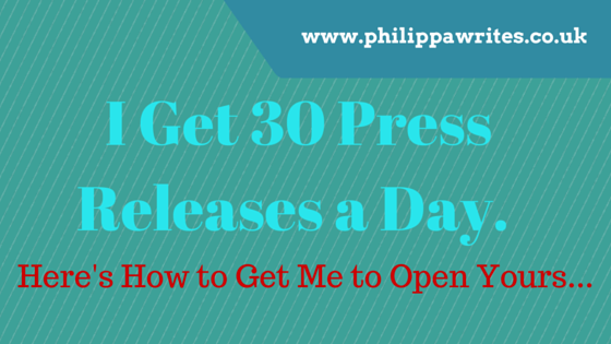 30 press releases a day